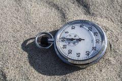 Chronometer of Sand Stock Image