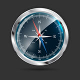 Chronometer vectorillustraion Royalty-vrije Stock Afbeelding