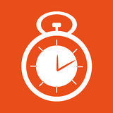 Chronometerklok Stock Foto's