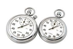 Chronometers Royalty-vrije Stock Afbeeldingen