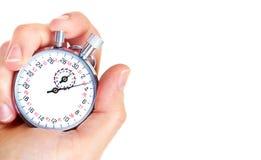 Chronomètre mécanique Photos libres de droits