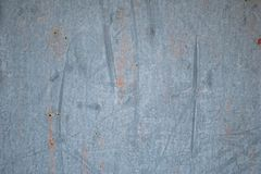 Chropowatości barwiona podława ściana Farba rozmazy na ściennej teksturze szary tła abstrakcyjne Obrazy Stock