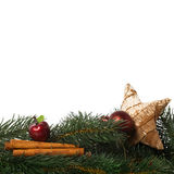 Chrsitmas decoration Stock Photography