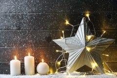 Chrsitmas dekoracja Zdjęcie Stock