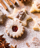 Chrstimas cookies Royalty Free Stock Photos