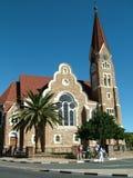 Chruch em Windhoek Imagem de Stock