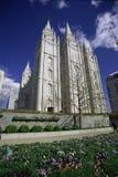 Chruch mormónico Imagenes de archivo