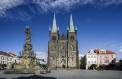 Chrudim (Tschechische Republik) stockbild