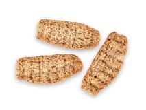 chrupiące chleb Obrazy Stock