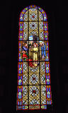 Chrurch in Val de Sambre, France Royalty Free Stock Image