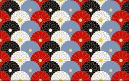 Chrysanthemum Pattern Royalty Free Stock Images