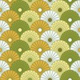 Chrysanthemum Pattern Royalty Free Stock Photo