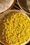 chrysanthemum torkade blommor royaltyfria bilder