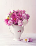 Chrysanthemums bunch Royalty Free Stock Images
