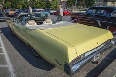 1969 Chrysler Νιούπορτ μετατρέψιμο Στοκ Εικόνα