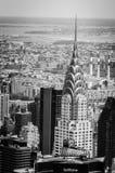 Chrysler που χτίζει τη Νέα Υόρκη Στοκ Φωτογραφία