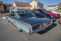 1968 Chrysler 300 2 πόρτα Hardtop Στοκ εικόνα με δικαίωμα ελεύθερης χρήσης