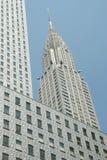 здание chrysler Стоковое Изображение