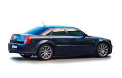 Chrysler 300 Royalty Free Stock Photography