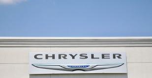 Chrysler Bil Korporation Arkivbild