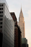Chrysler Buduje NYC Obraz Royalty Free