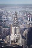 Chrysler budynek Obrazy Stock