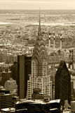 Chrysler Building Stock Image