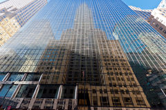 Chrysler Building Stock Photo