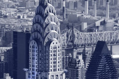 Chrysler building stock photography
