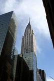 Chrysler Building. In New York City Royalty Free Stock Images
