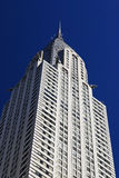 The Chrysler Building Royalty Free Stock Photography