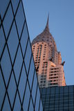 Chrysler Building Royalty Free Stock Photos
