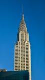 Chrysler Building. Stock Photos