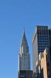 Chrysler Building. Stock Photo
