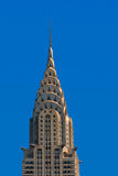 Chrysler building, Manhattan Royalty Free Stock Photography