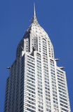 Chrysler Building in New York Stock Photo