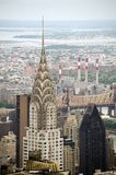 Chrysler Building New York City royalty free stock image