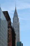 The Chrysler Building, New York City Royalty Free Stock Images