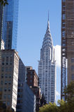 Chrysler building New York City Royalty Free Stock Photo