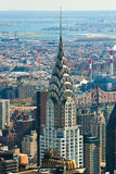The Chrysler building, New York City. Stock Photos