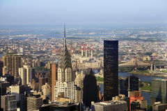 Chrysler Building. New York City Royalty Free Stock Images