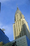 Chrysler Building, New York City, NY Royalty Free Stock Photo