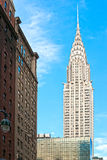 The Chrysler building,  New York City, USA. Stock Image