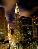 Chrysler Building Royalty Free Stock Photo