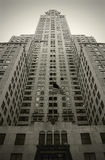Chrysler building. Of New York (EEUU Stock Photo