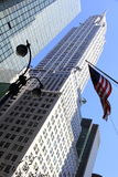 Chrysler Building of New York Stock Photography