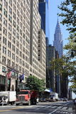 Chrysler Building of New York Stock Image