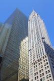 Chrysler Building, New York Royalty Free Stock Photos