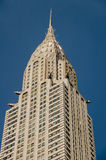 Chrysler Building, New York Stock Photo