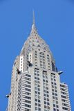 Chrysler Building Royalty Free Stock Photography
